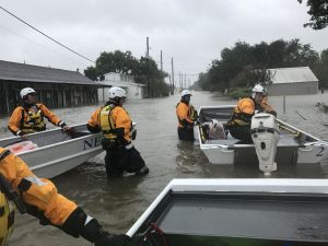South Texas Communities Hit by Hurricane Harvey