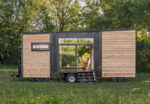 High Design Tiny House