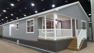 MHE's latest manufactured homes