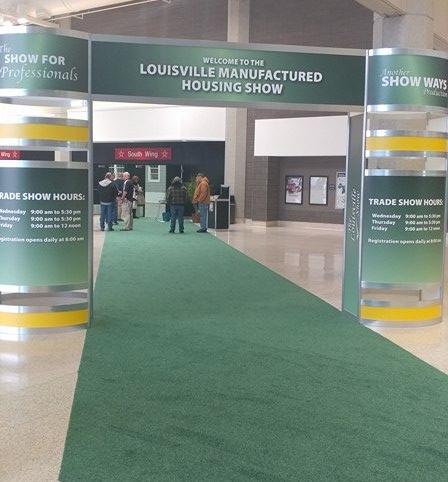 Louisville trade show