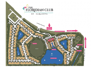 Community Plan for The Floridian Club of Sarasota