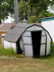 How to Repair a Shed