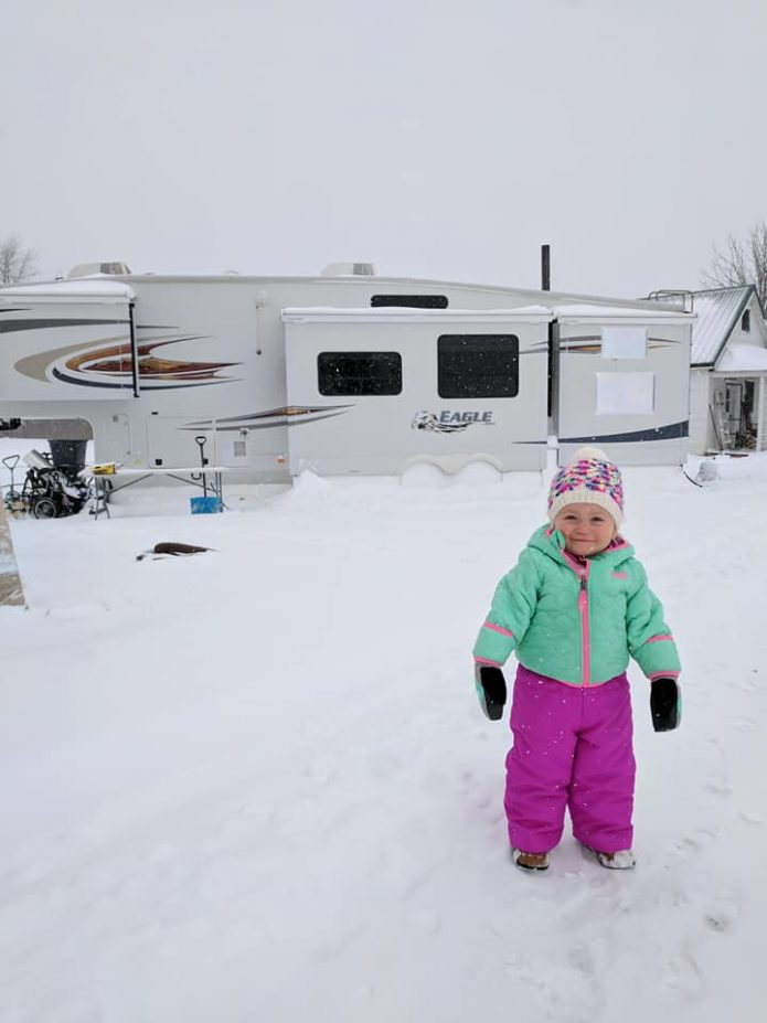 Winterize Your Tiny House