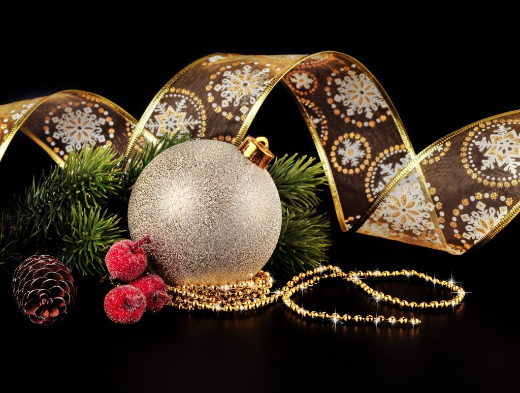 Decorate with subtleties for your Small House Christmas
