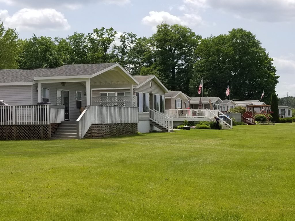 Mobile Home Taxes Community Living