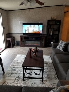 Manufactured and Mobile Home Interior