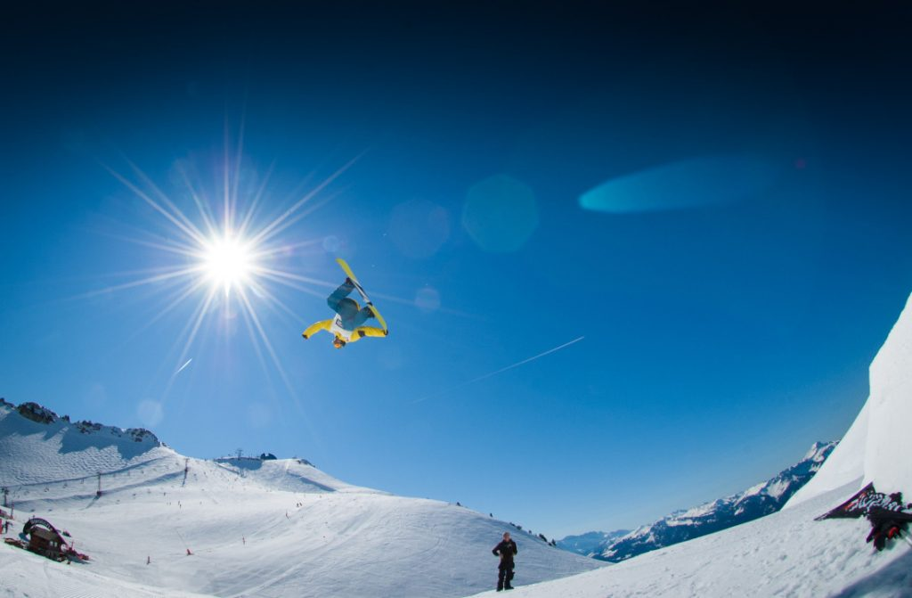 manufactured housing communities perfect for skiers trick jump