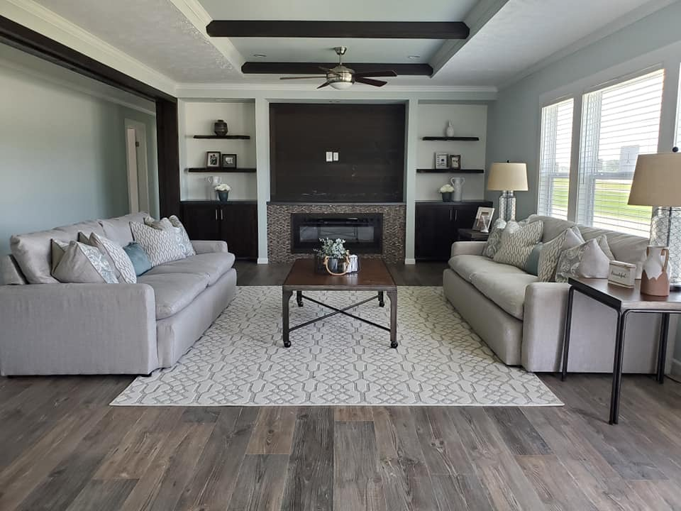 5 Gorgeous Modern Mobile Homes You Need, Laminate Flooring Mobile Homes