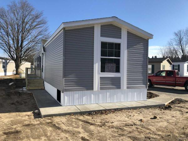 Available mobile home near Lowell  Michigan