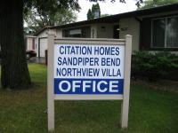 Citation Homes, Inc. via MHVillage.com