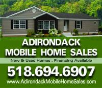 Adirondack Mobile Home Sales via MHVillage.com