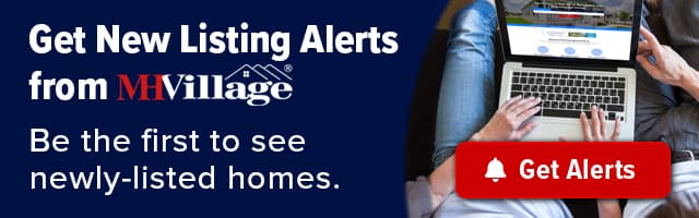 Get New Listing Alerts from MHVillage