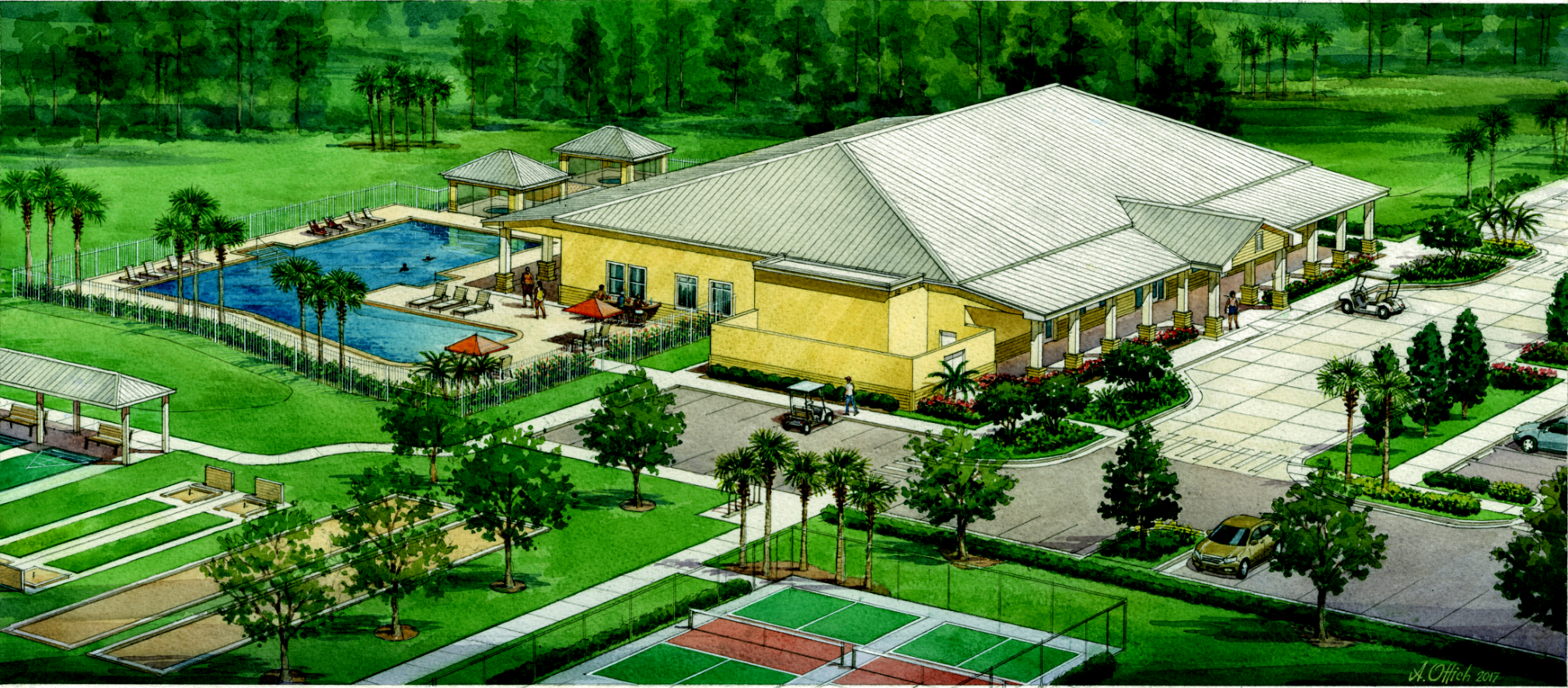 New Manufactured Home Community Slated for Florida
