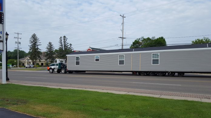Manufactured Home Movers
