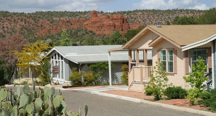 Selling a mobile home in Arizona