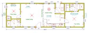 Tiny Home Jamboree floorplan