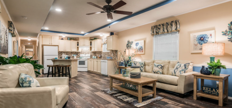 Spotlight on Manufactured Home Builders