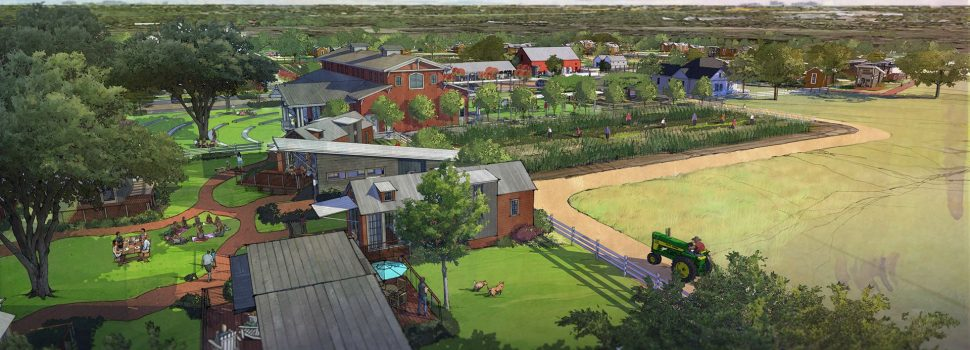 Roberts Resorts Plans Tiny Home Community for East Austin