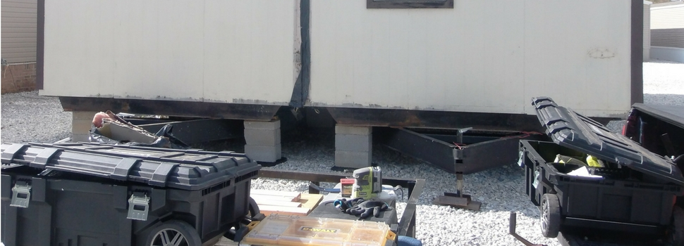 Mobile Home Repairs and Supplies