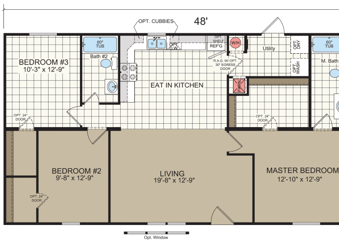 The Floor Plan – How to Read It and Understand It