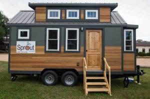 Tiny House Park Model Home