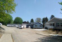 Development at a New Michigan Retirement Community