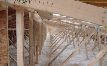 Energy efficient mobile homes - insulation