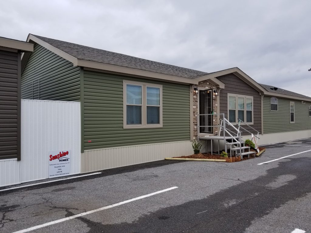 Selling your manufactured home