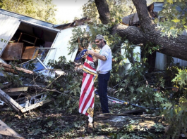 Hurricane Michael Survivor David Stough