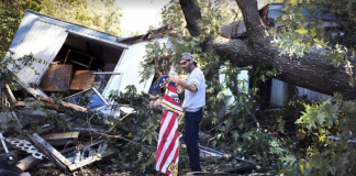 Hurricane Michael Survivor David Stough