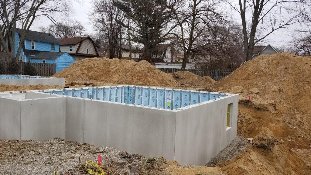 What is a modular home basement?