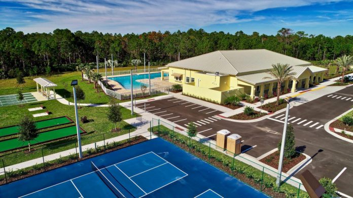 New Manufactured Home Community Plantations Oaks Ormond Beach