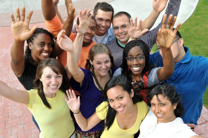 DeWitt Scholarship Students