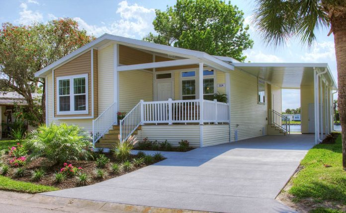 How to sell a mobile home fast