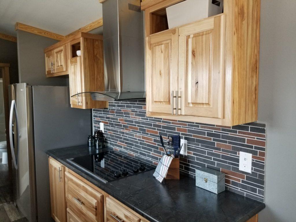 Park Model Homes Kitchen