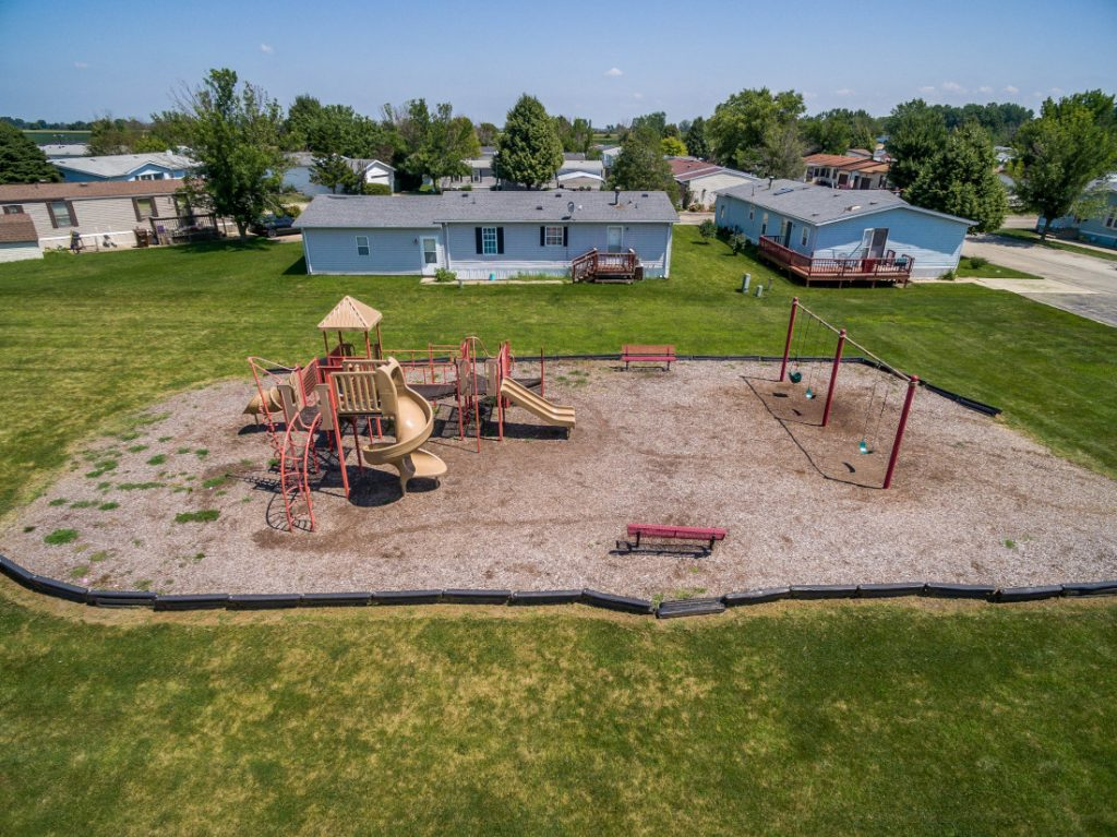 55+ mobile home communities