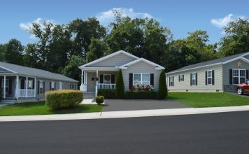 Cinnamon Woods mobile home refinance