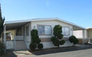 mobile home value porch carport