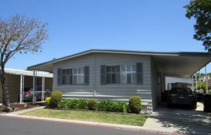 mobile home value multi-section home