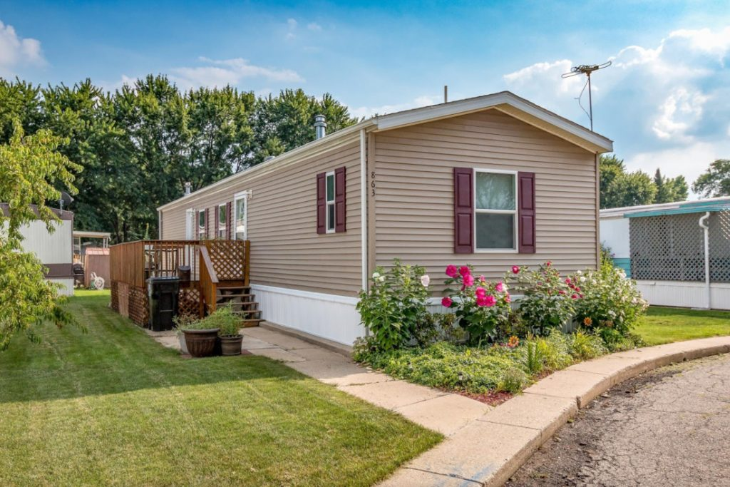 Mobile home parts to upgrade your home