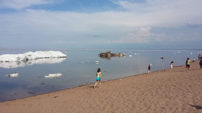 top great lakes mobile home markets lake superior beach stroll