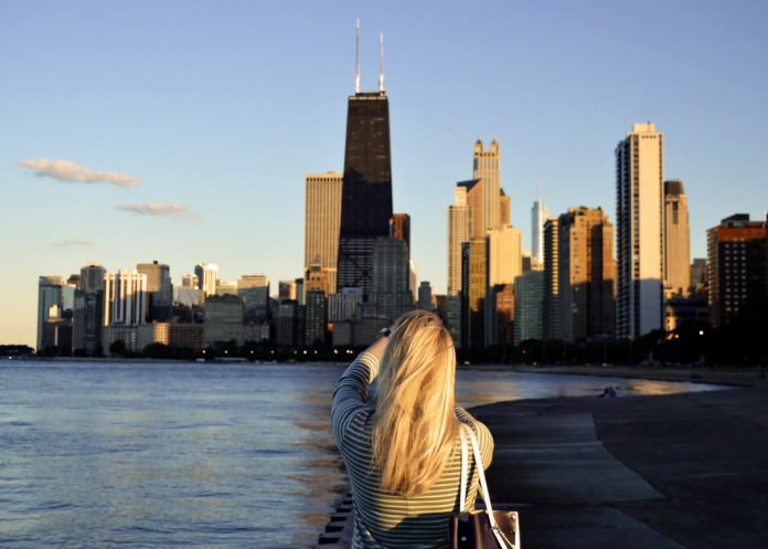 Chicago Lake Michigan skyline top great lakes mobile home markets