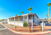 Improve your mobile home value repairs