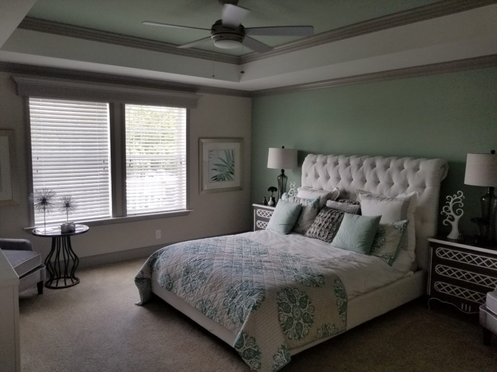 Wide open windows open house tips bedroom manufactured home