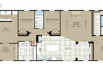 selecting the right floor plan manufactured home