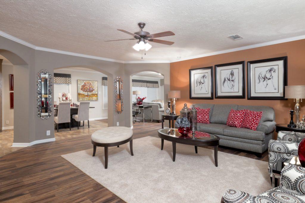 Home interior mobile home insurance