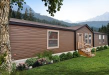 Legacy manufactured home and land