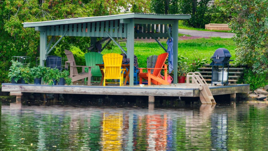 Waterside Deck Retirement Community