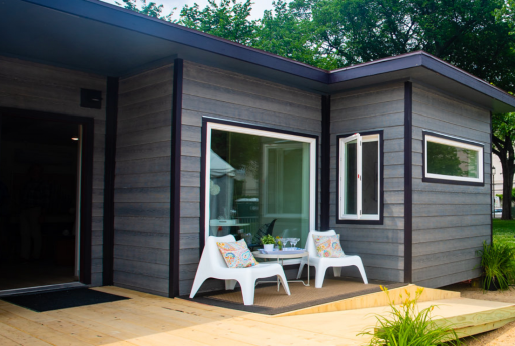 Container Home Millennial Home Choices