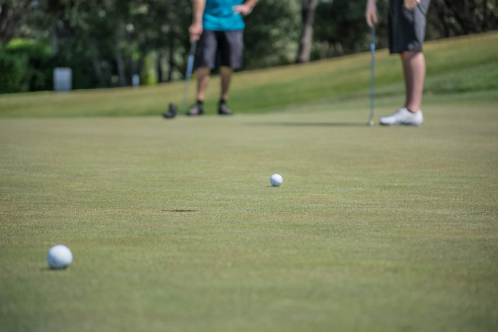 golf perfect florida retirement community